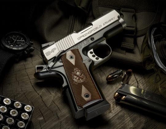 Firearms, Springfield Armory EMP